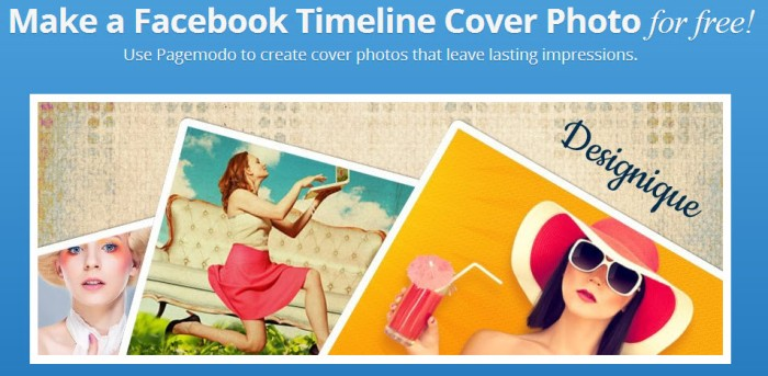 Pagemodo Cover Photo App