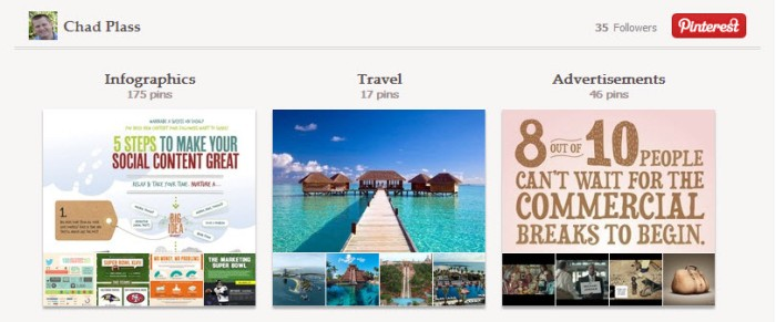 Woobox Pinterest Facebook Tab App